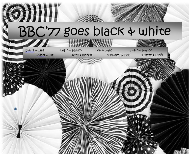 BBC'77 goes Black and White